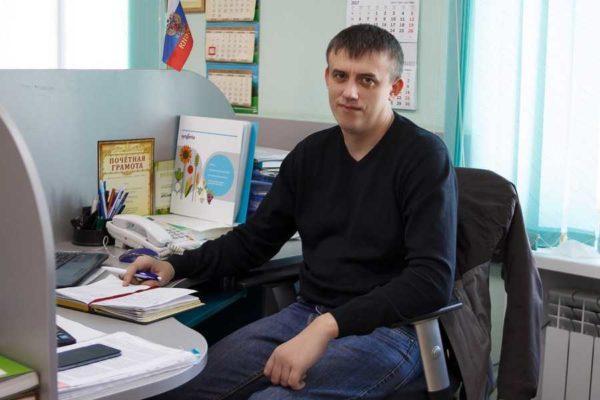 Колебин Михаил Сергеевич