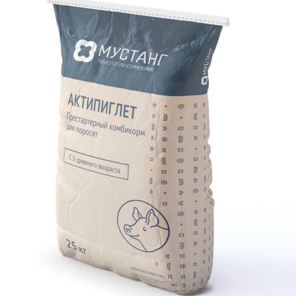 Актипиглет (престартерный корм)