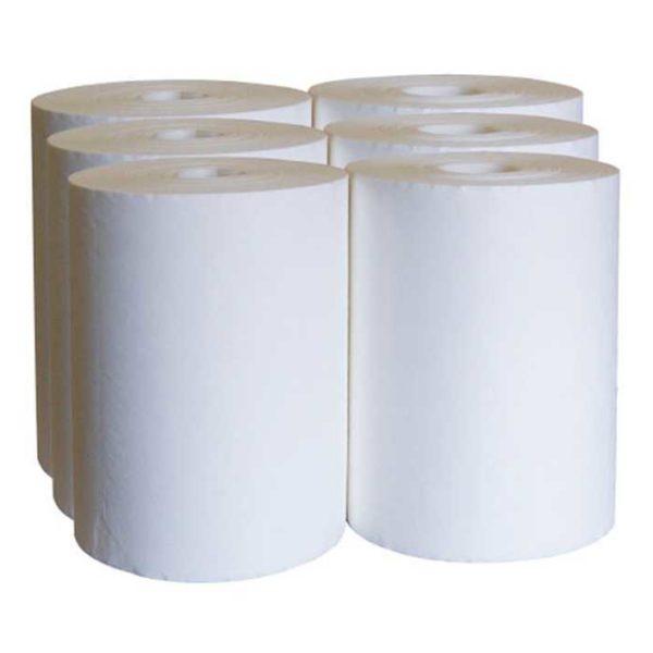 Салфетки бумажные одноразовые для протирки вымени