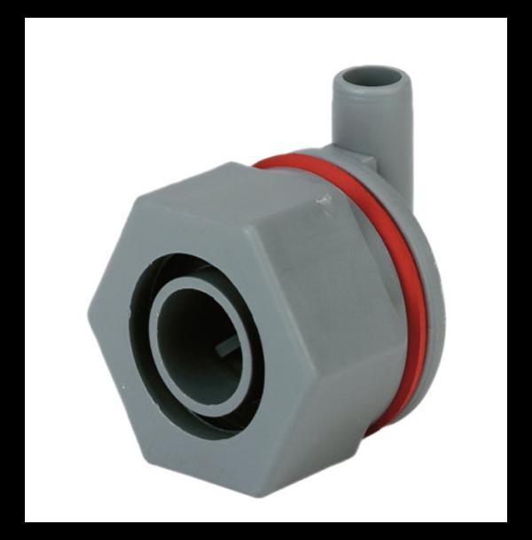 Клапан в сборке для ведра-поилки 144