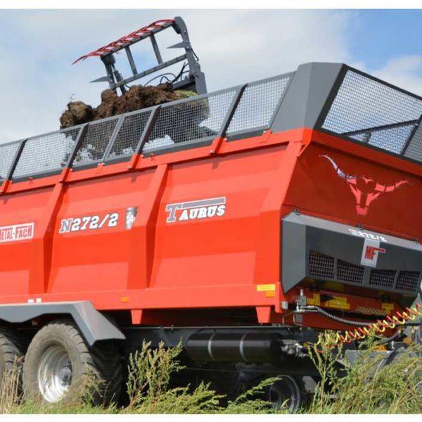 Навозоразбрасыватель N-272/2 - 14 тонн