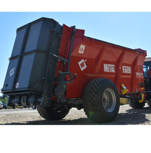 Навозоразбрасыватела N-274 одноосный - 10 тонн