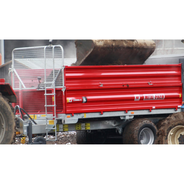 Навозоразбрасыватель N-280 - 10 тонн