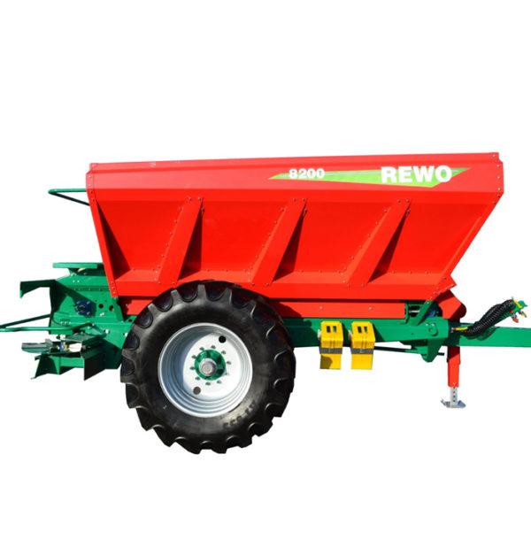 Разбрасыватель минеральных удобрений Rewo 8200