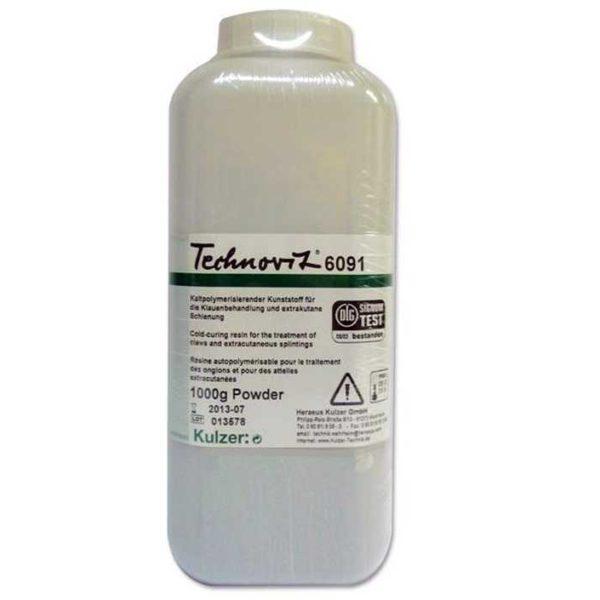 Клей сухой для колодок Technovit 6091