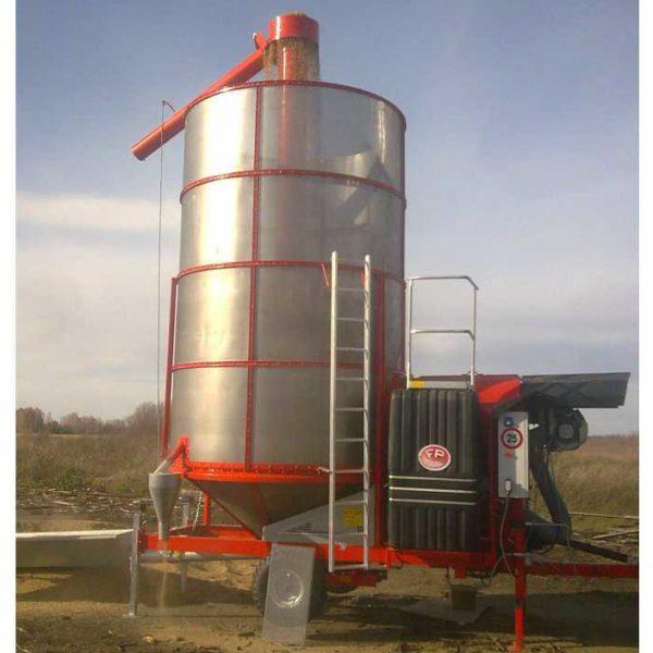 Мобильная зерносушилка Basic 140