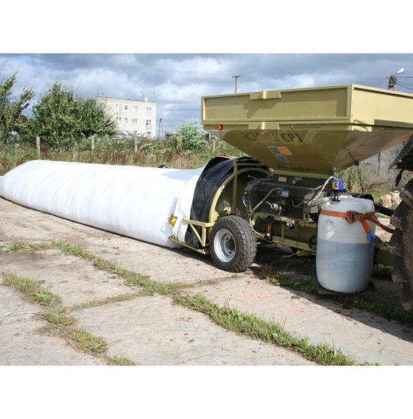 Плющилка влажного зерна CP1 SIMPLE