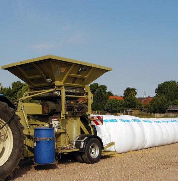 Плющилка влажного зерна CP2