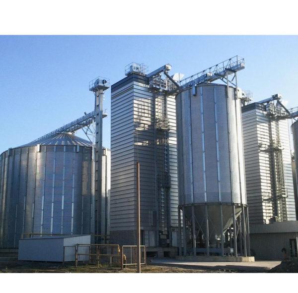 Энергосберегающая зерносушилка 10000 FR