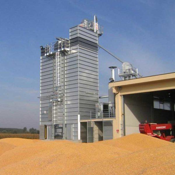 Энергосберегающая зерносушилка 2000 FR