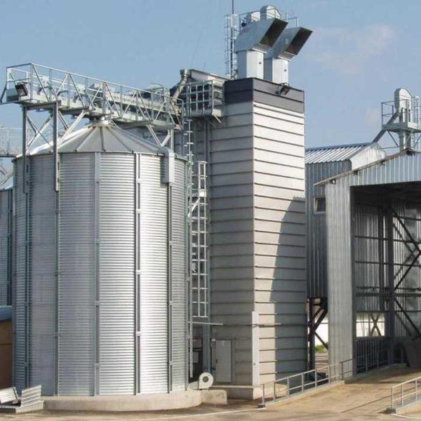 Энергосберегающая зерносушилка 3500 FR