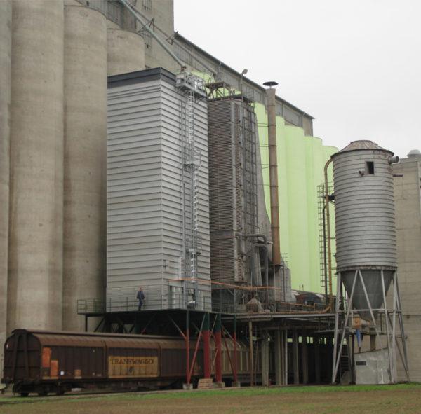 Энергосберегающая зерносушилка 7000 FR