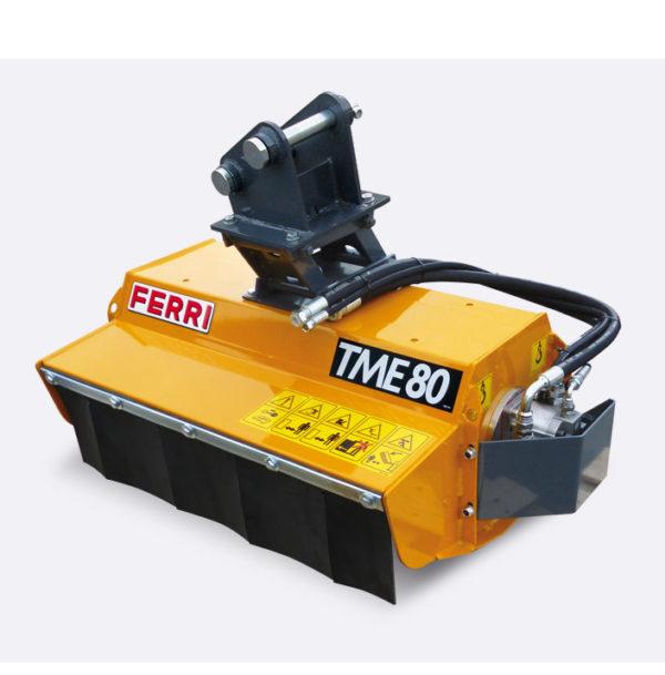 Косилка на экскаватор серии TME