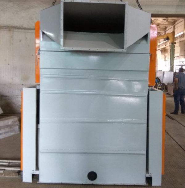 Универсальный зерновой сепаратор CENTURION SU 60