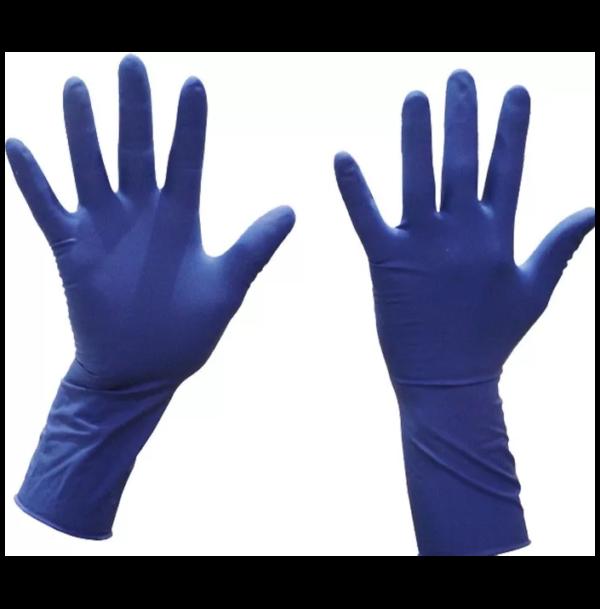 Перчатки латексные повышенной прочности SITEKMED